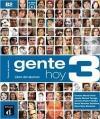 Gente Hoy 3 Libro Del Alumno + Cd Audio (Tankönyv)