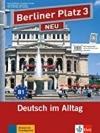 Berliner Platz 3 Neu Lehr- Und Arbeitsbuch + 2 Audio-Cds