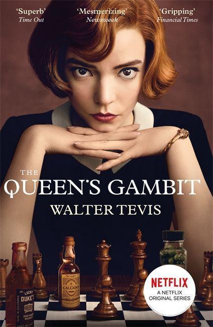 The Queen's Gambit - a híres sorozat könyvverziója!