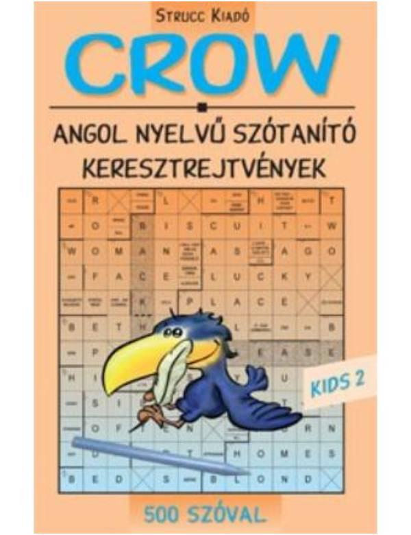 Crow keresztrejtvények