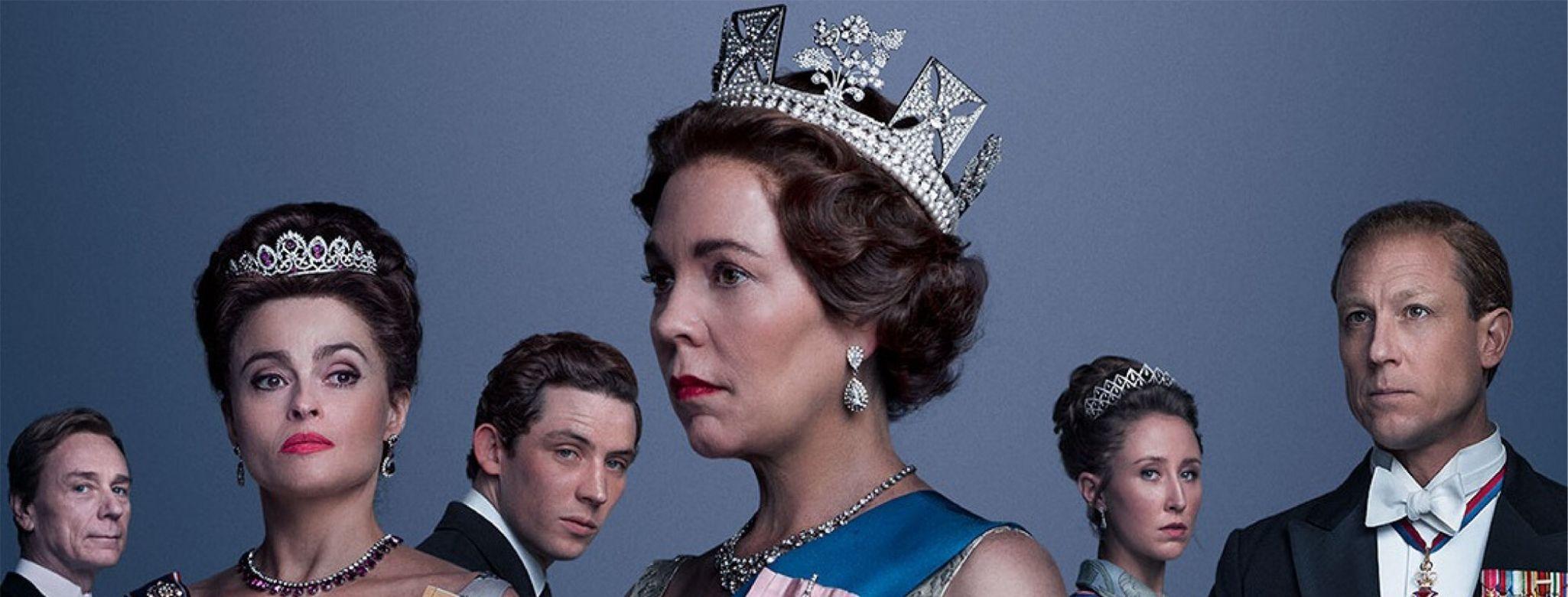 The Crown - ami a történet mögött van