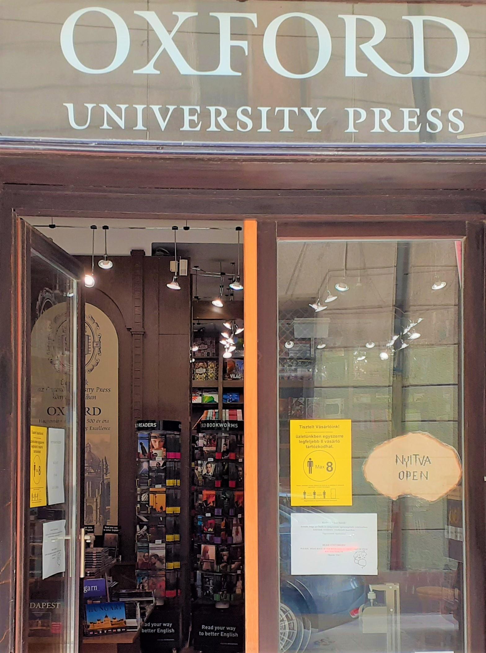 A Bookshop újra nyitva!