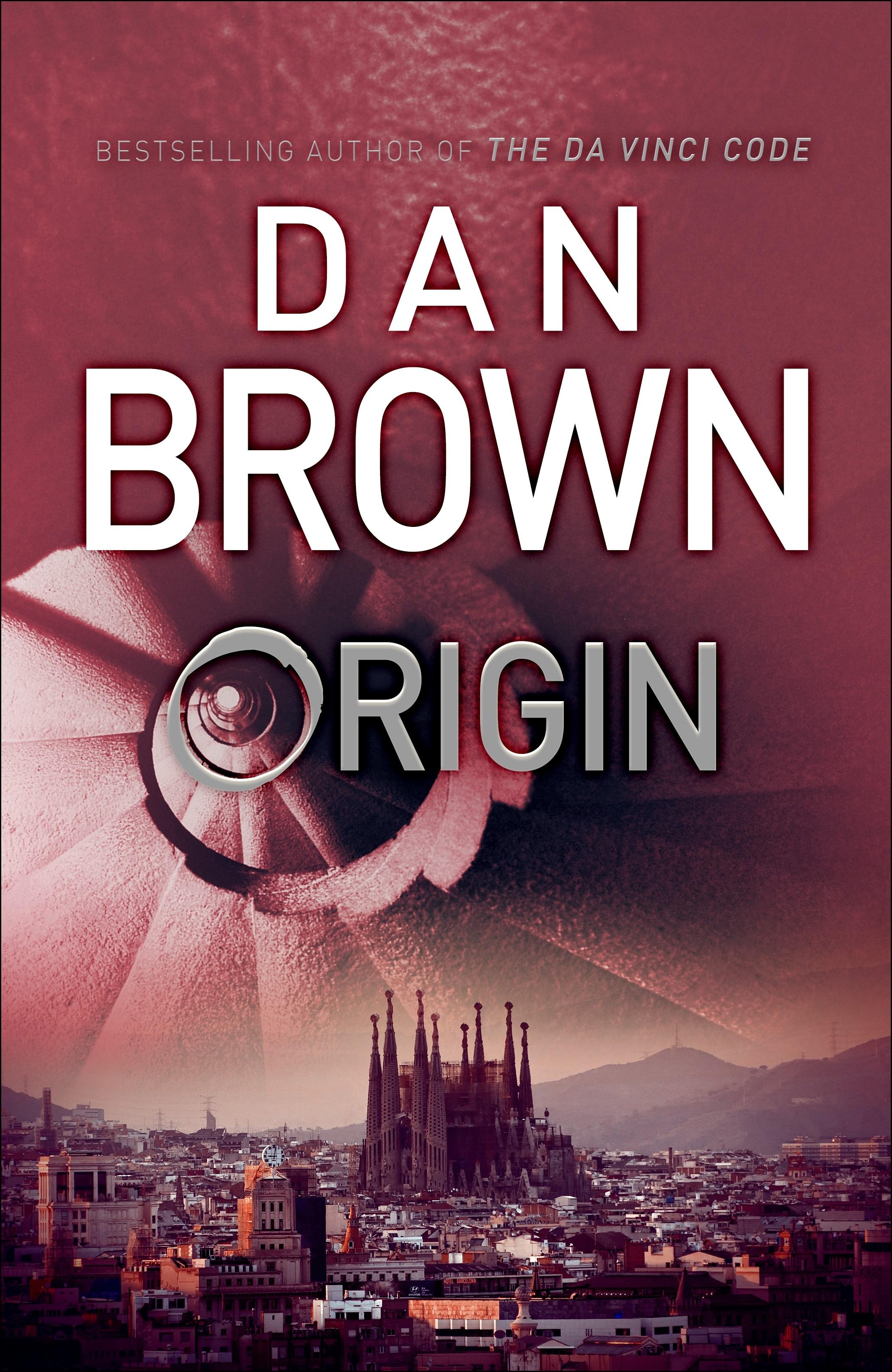 Dan Brown - Origin, a szerző legújabb thrillere
