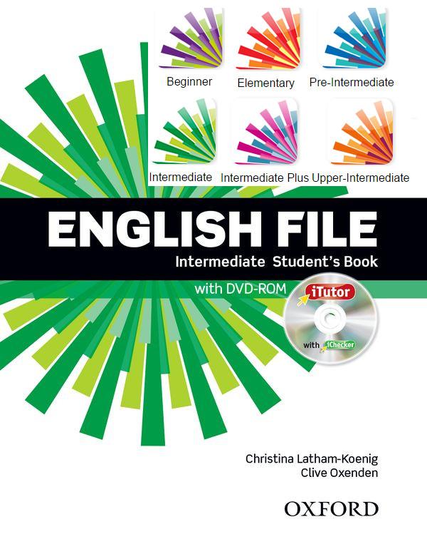 English File third edition és New English File kiadványok
