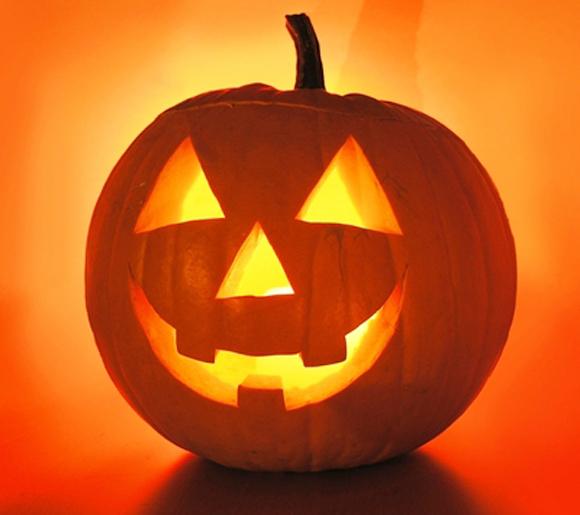 Halloween Party Oxford módra