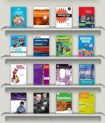 Angol nyelvkönyvek - iskolakezdés az Oxford kiadó tankönyveivel.
