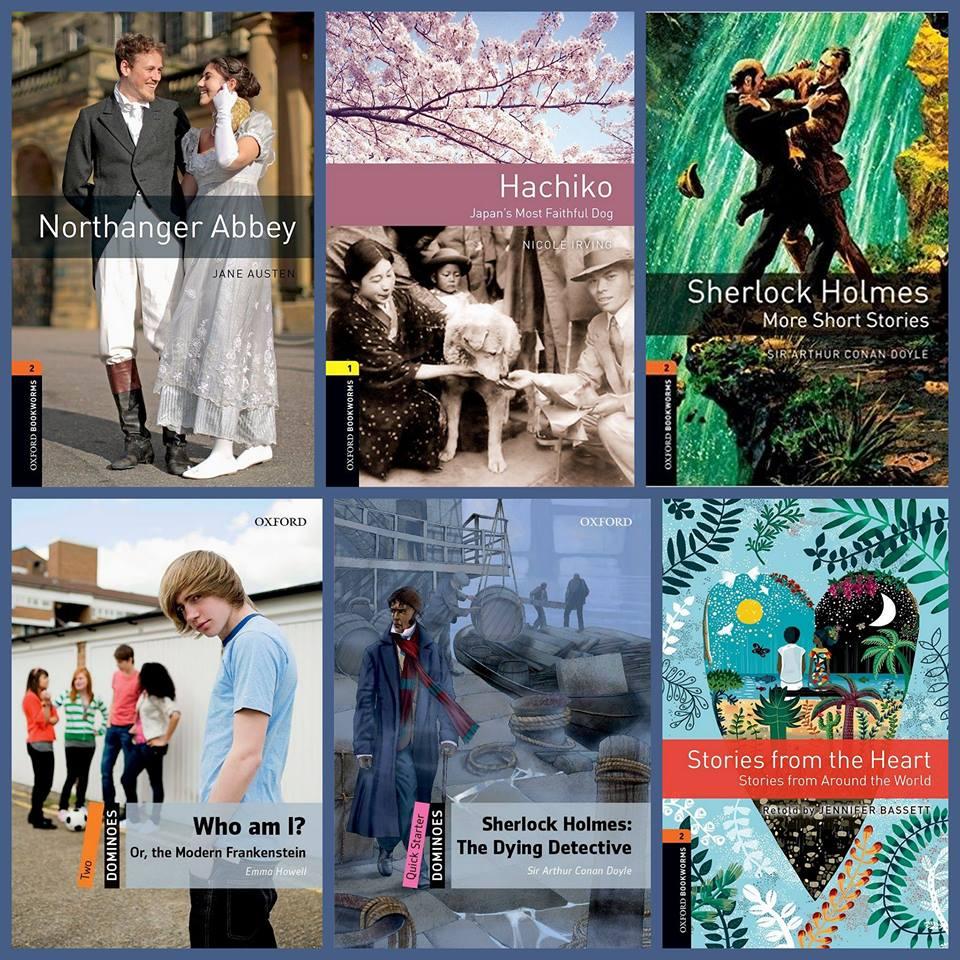 Angol egyszerűsített olvasmányok - 2017-es újdonságok