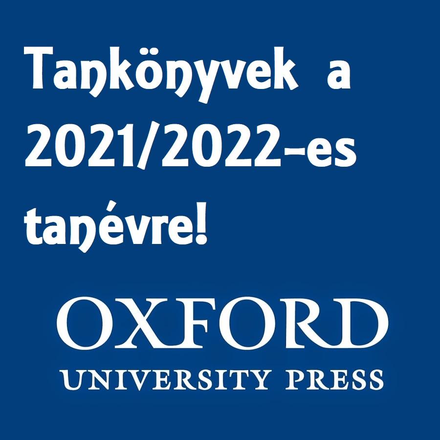 Új Oxfordos kiadványok a tankönyvlistán!