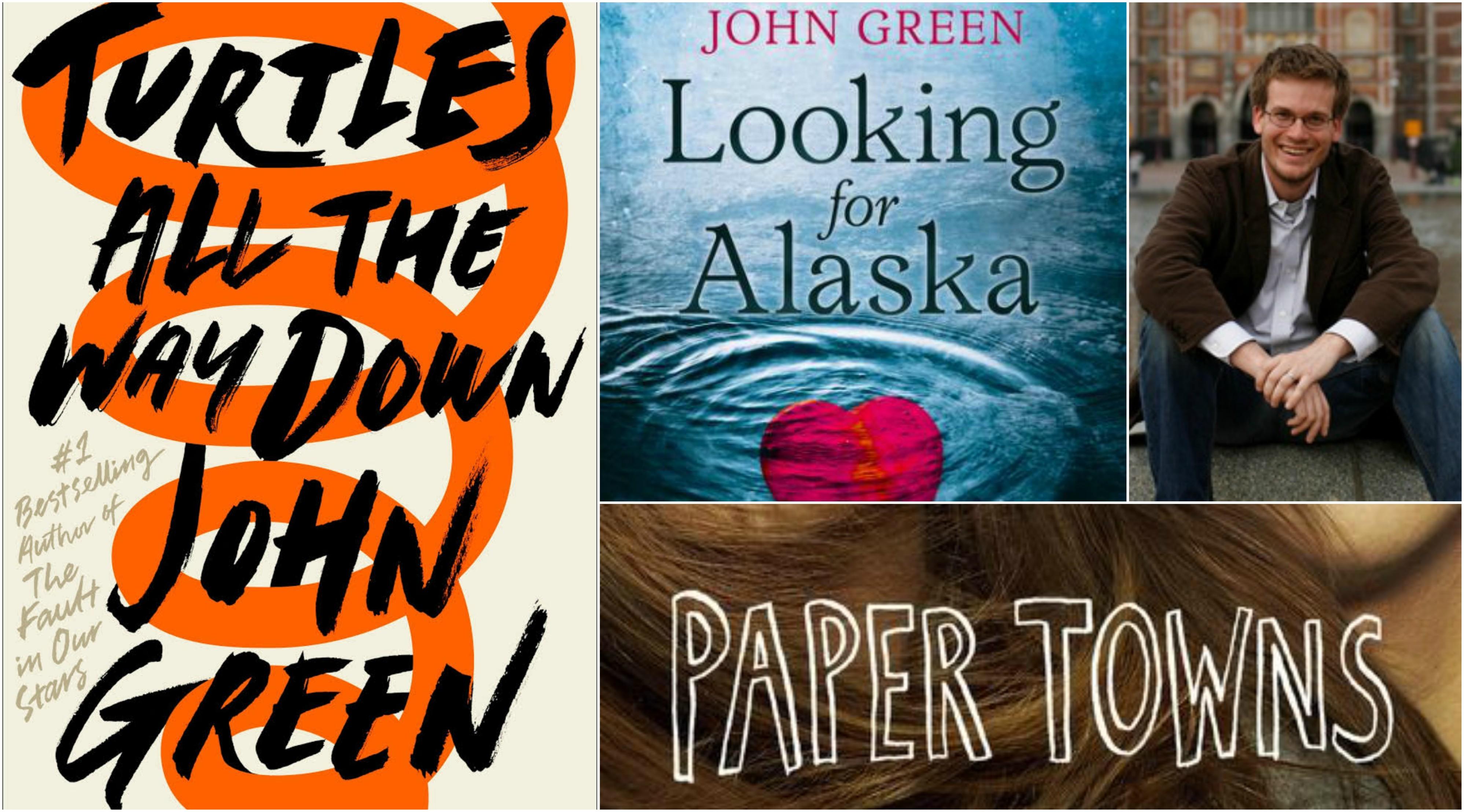 John Green új könyve - Turtles All the Way Down