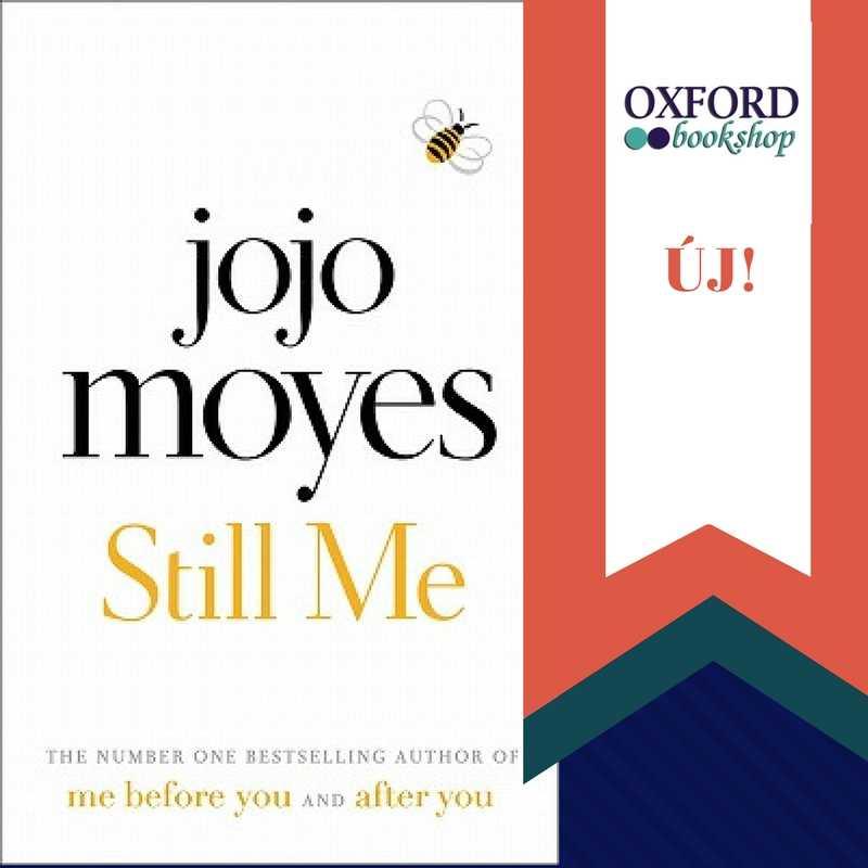 Előrendelhető Jojo Moyes új könyve - Still Me